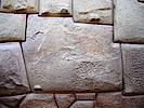 Der 12 eckige Stein in Cusco zählt zu den Meisterwerken der Inkaischen Architektur