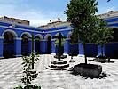 Das Kloster Santa Catalina ist eine der schönsten Sehenswürdigkeiten in Arequipa